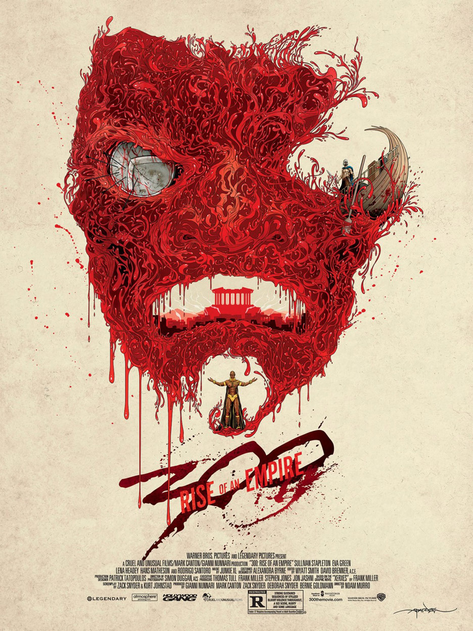 300: Rise of an Empire Poster #18