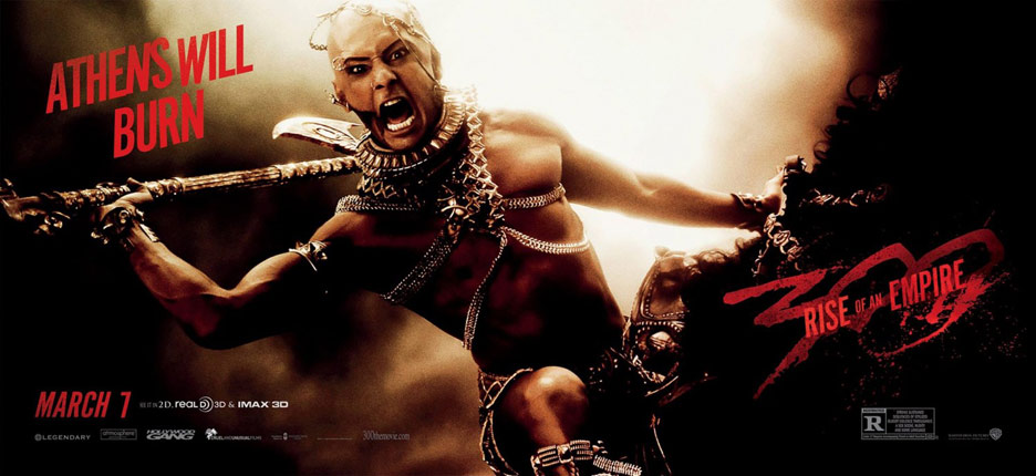 300: Rise of an Empire Poster #19