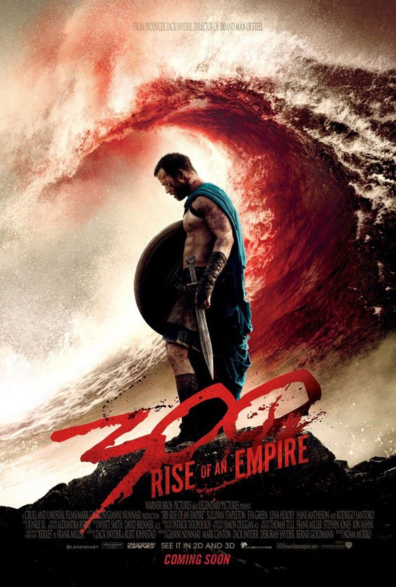 300: Rise of an Empire Poster #2