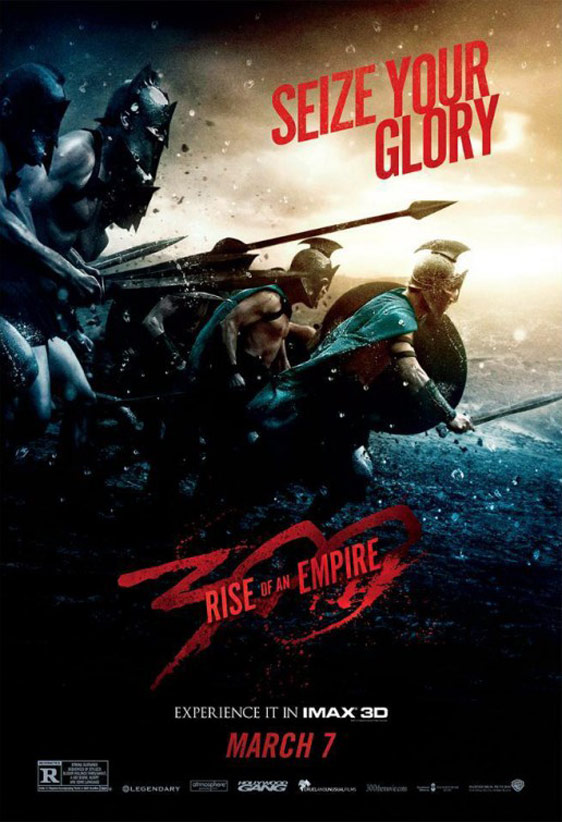300: Rise of an Empire Poster #20