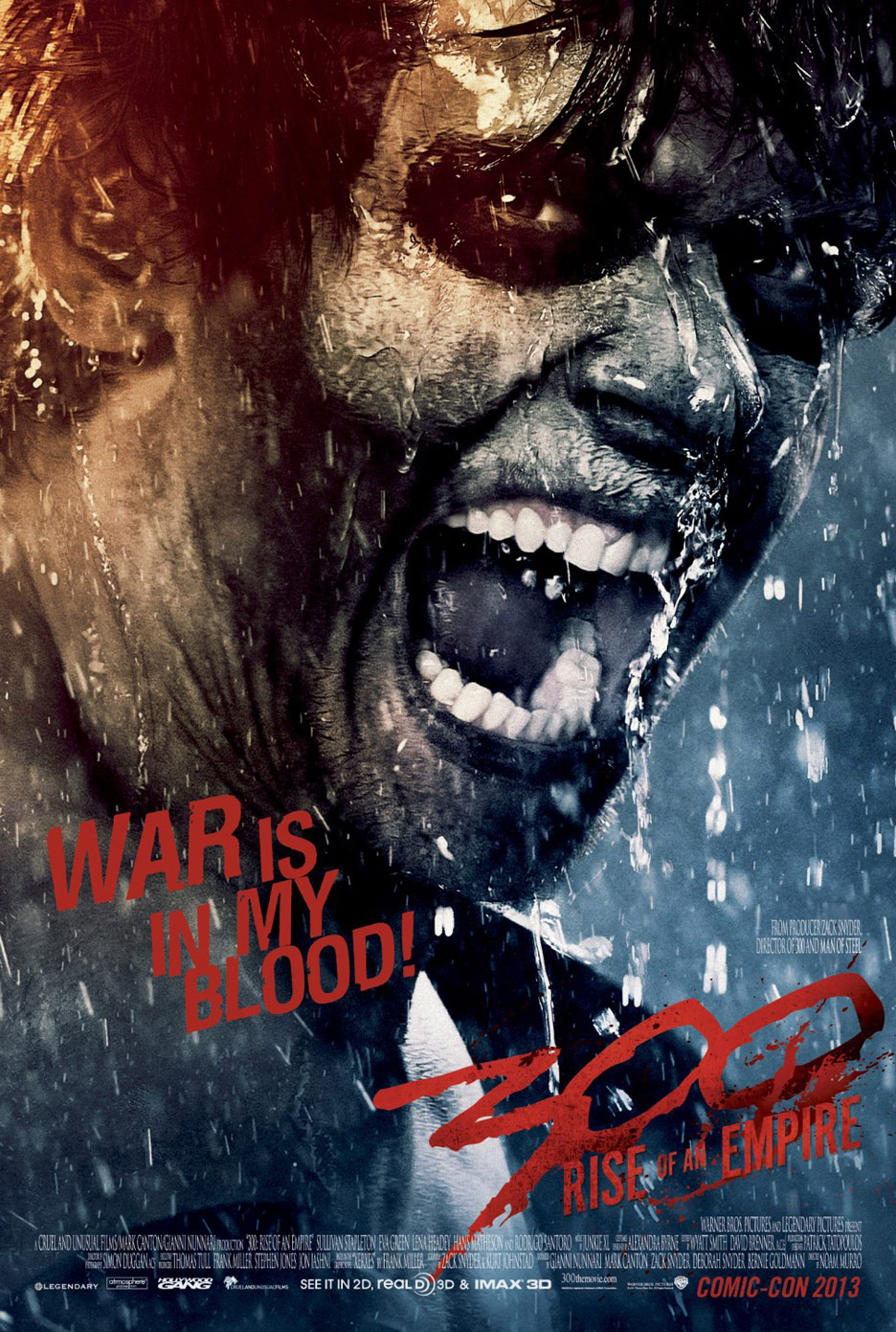 300: Rise of an Empire Poster #5