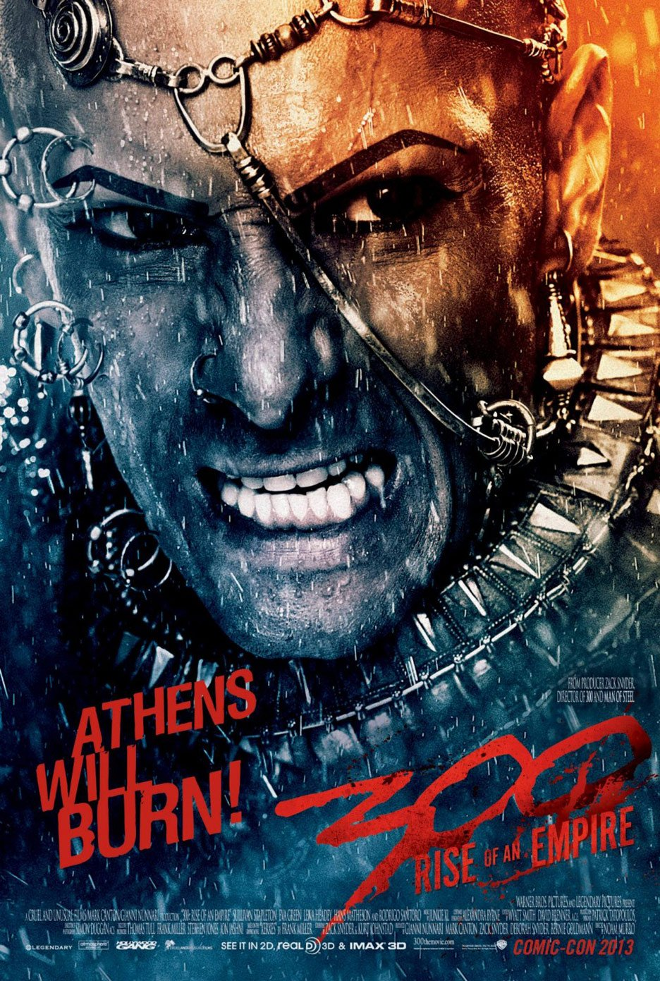 300: Rise of an Empire Poster #6