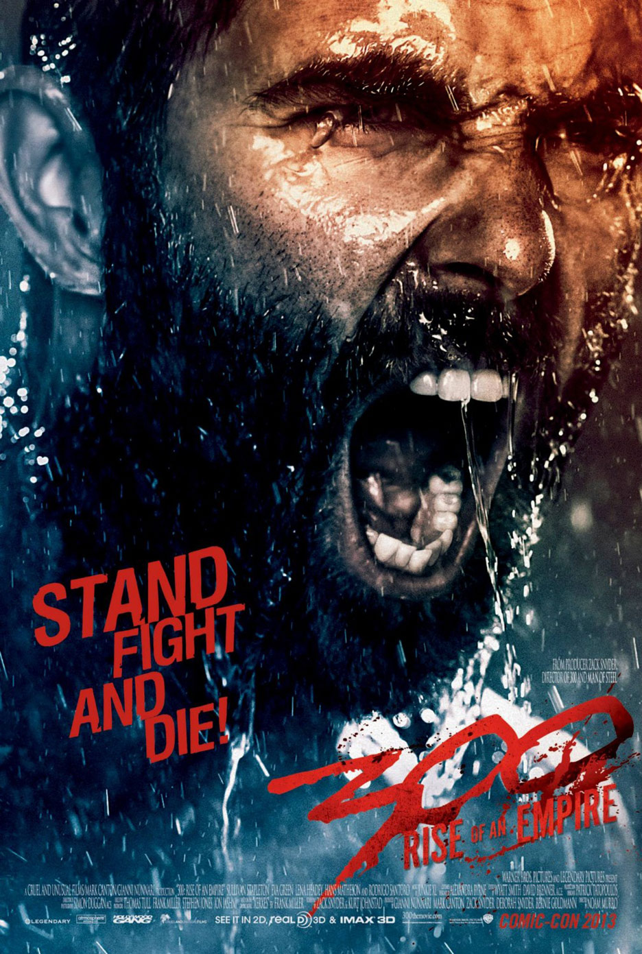 300: Rise of an Empire Poster #8