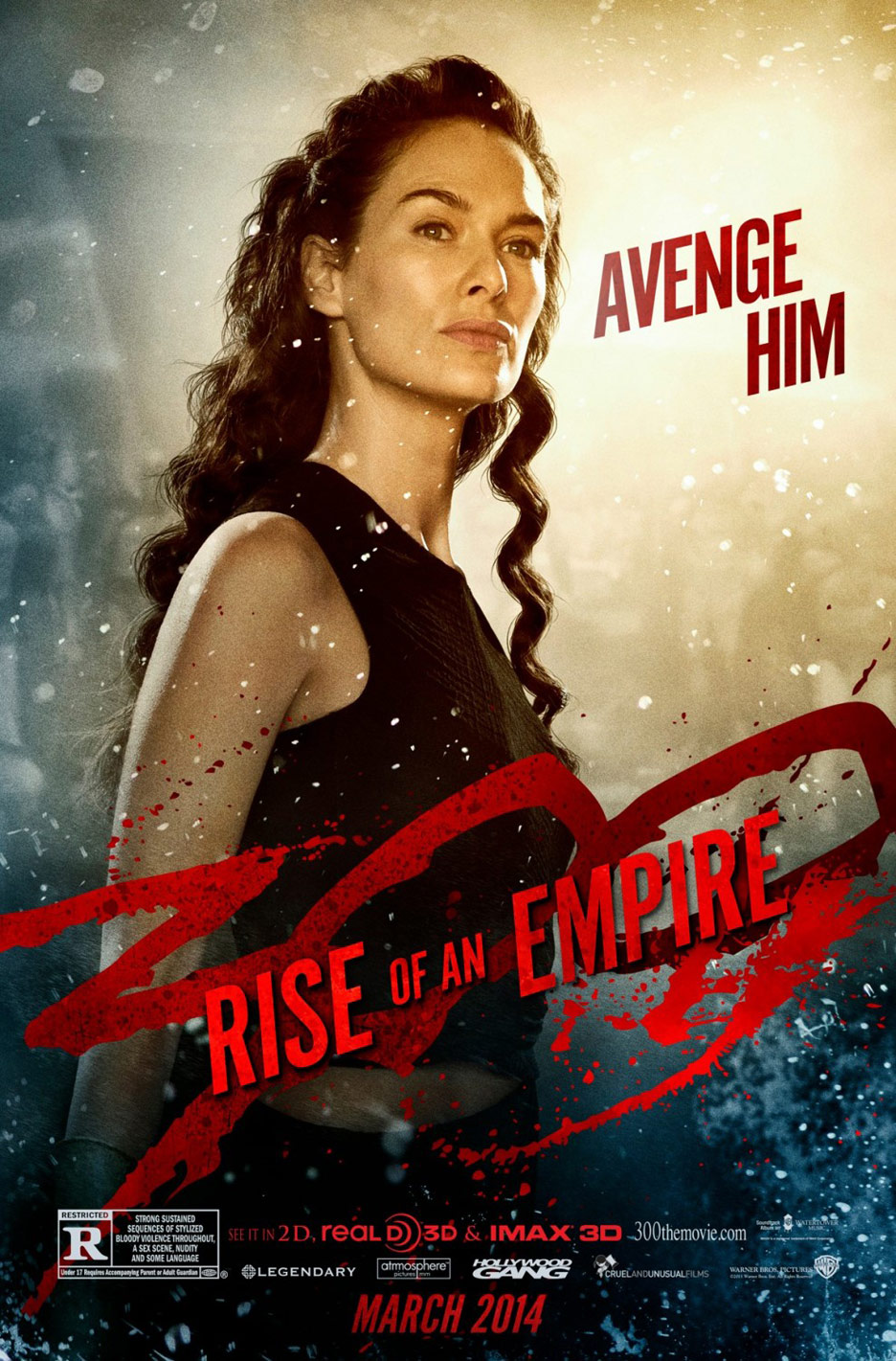 300: Rise of an Empire Poster #9