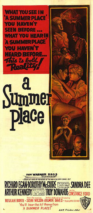 A Summer Place Poster #3