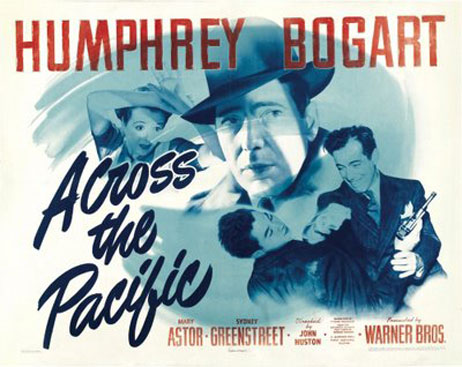 Across the Pacific Poster #4