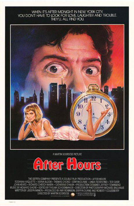 After Hours Poster #2