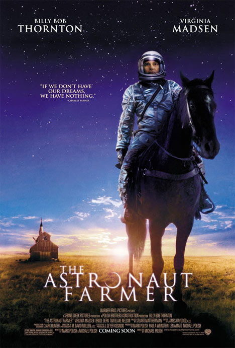 The Astronaut Farmer Poster #1