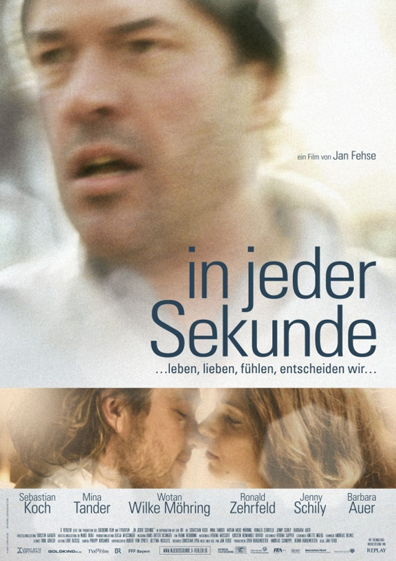 At Any Second (In jeder Sekunde) Poster