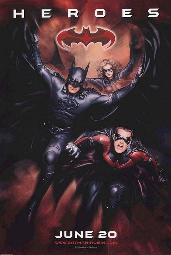Batman & Robin Poster #5