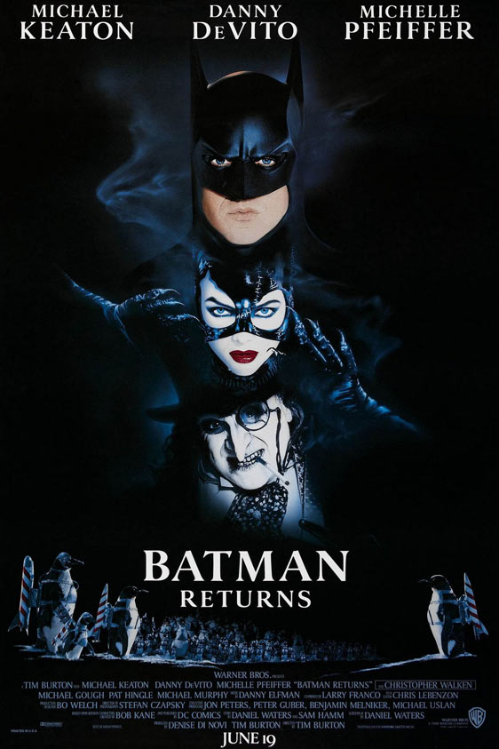 Batman Returns Poster #2