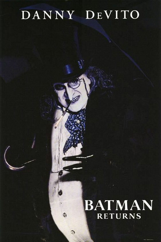 Batman Returns Poster #4