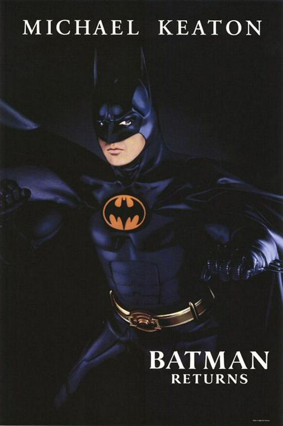 Batman Returns Poster #6