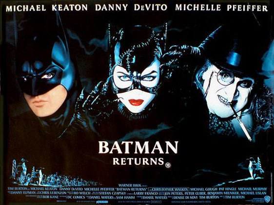 Batman Returns Poster #7