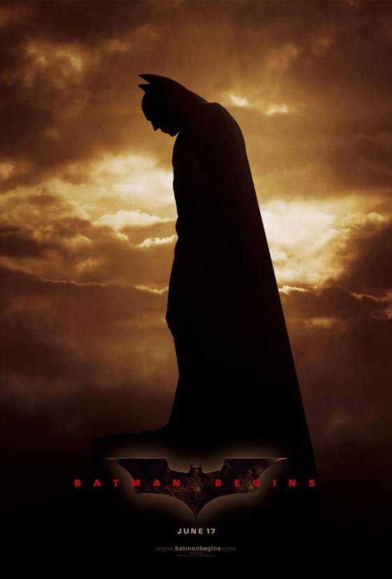 Batman Begins Poster #4