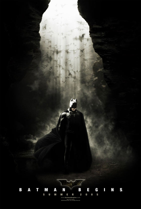 Batman Begins Poster #5