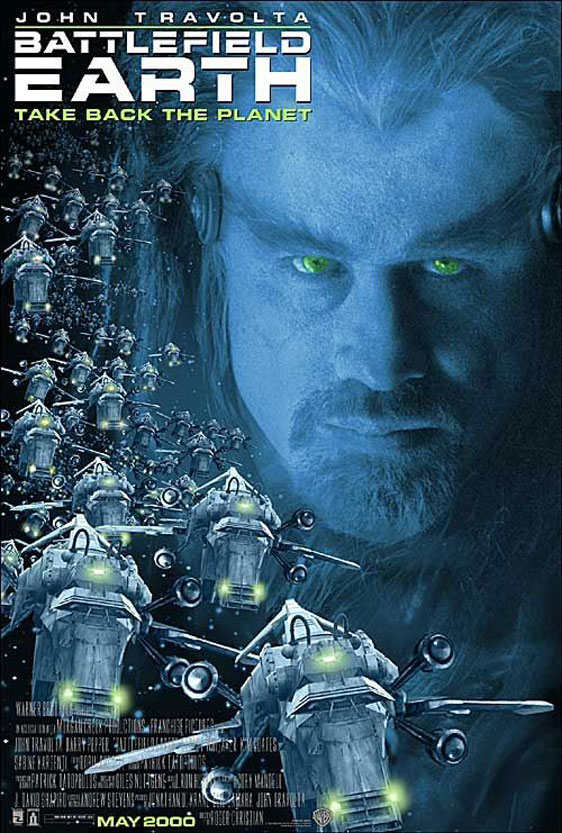 Battlefield Earth Poster #2