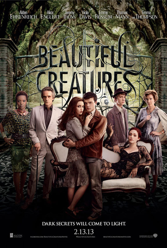 Beautiful Creatures Poster #2