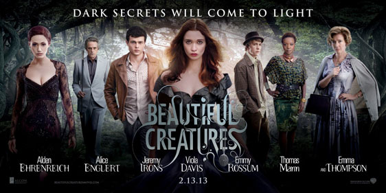 Beautiful Creatures Poster #3