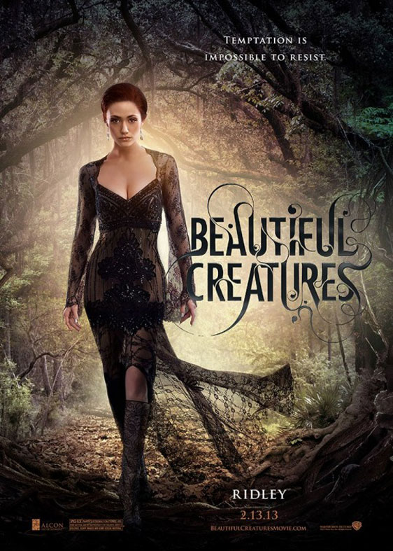 Beautiful Creatures Poster #6