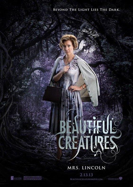 Beautiful Creatures Poster #8