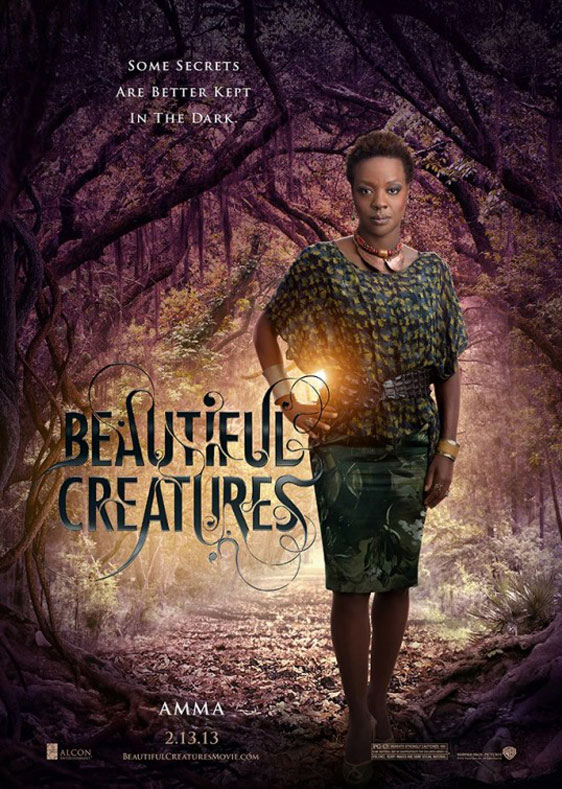 Beautiful Creatures Poster #9