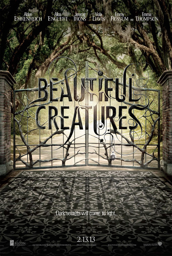 Beautiful Creatures Poster #1