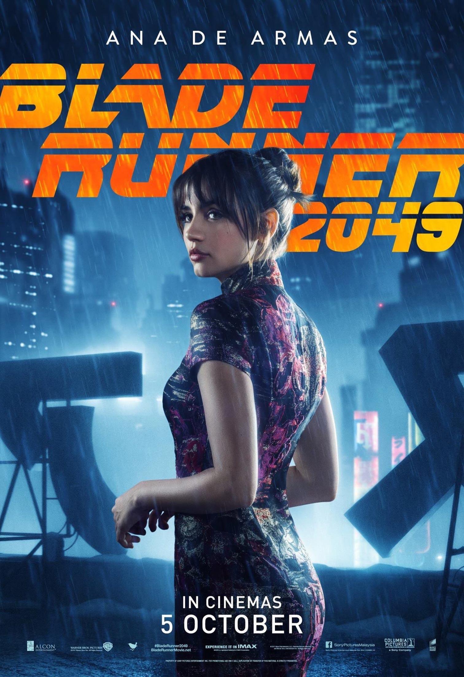Blade Runner 2049[DVDRip] [Latino] [1 Link] [MEGA]