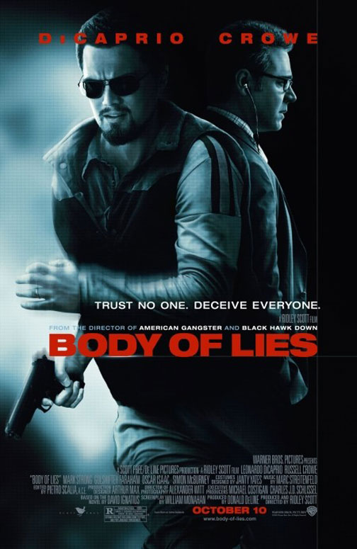 Body of Lies Poster #2