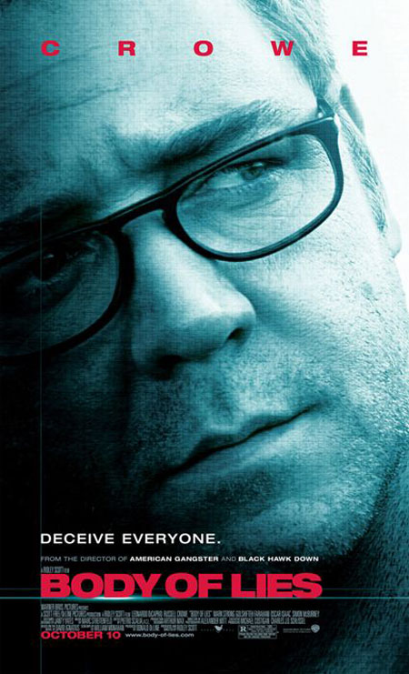 Body of Lies Poster #3