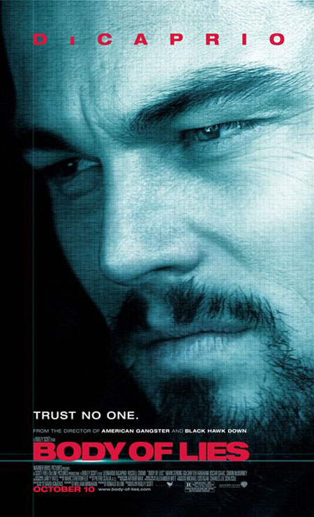 Body of Lies Poster #4
