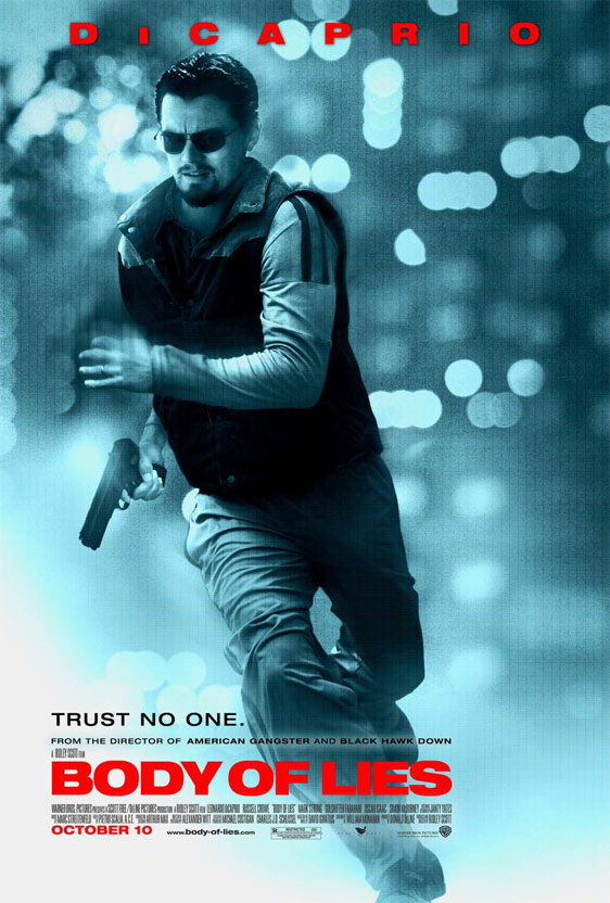 Body of Lies Poster #5