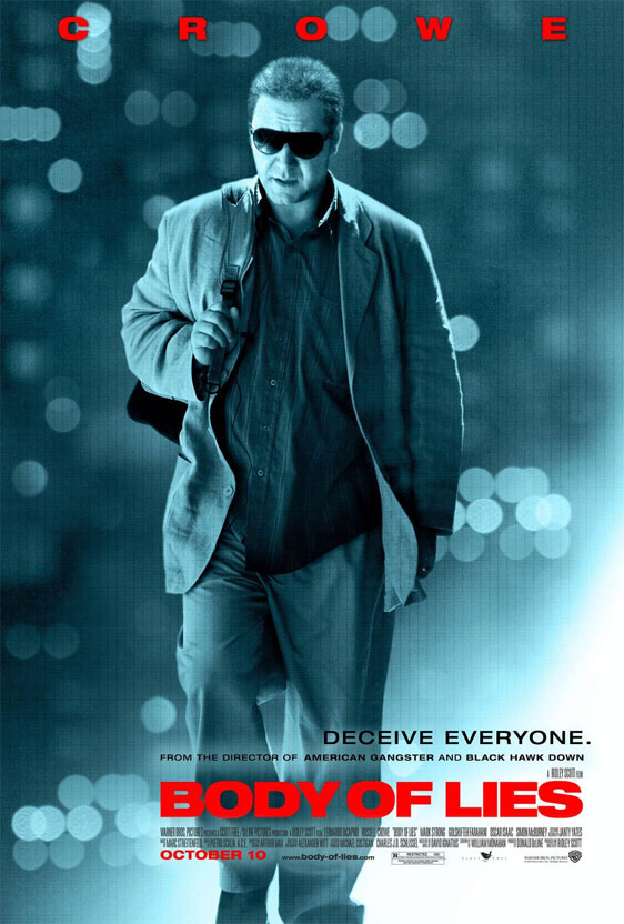 Body of Lies Poster #6