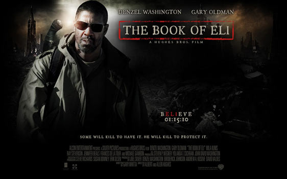 The Book of Eli Poster #2