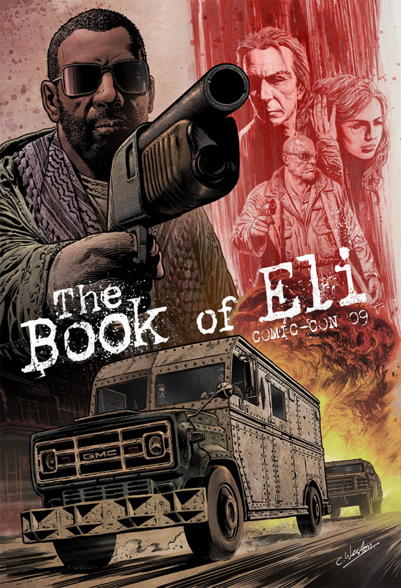The Book of Eli Poster #5