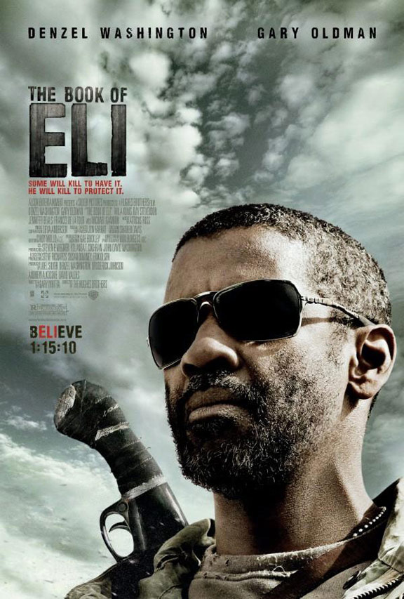 The Book of Eli Poster #6