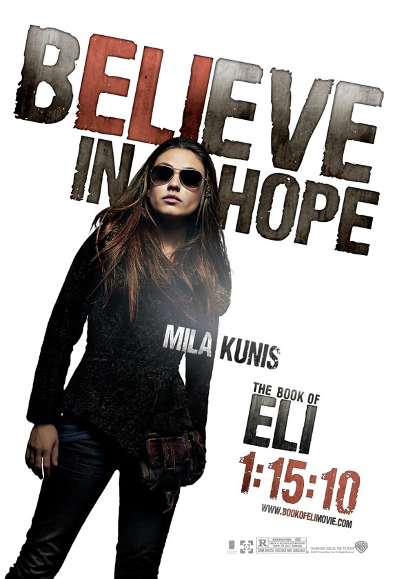 The Book of Eli Poster #9