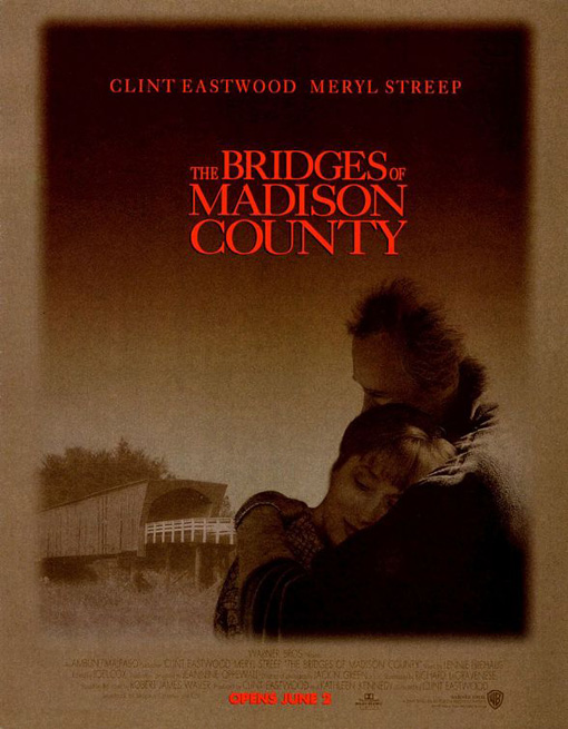 The Bridges of Madison County Poster #1