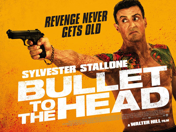 Bullet to the Head Poster #2
