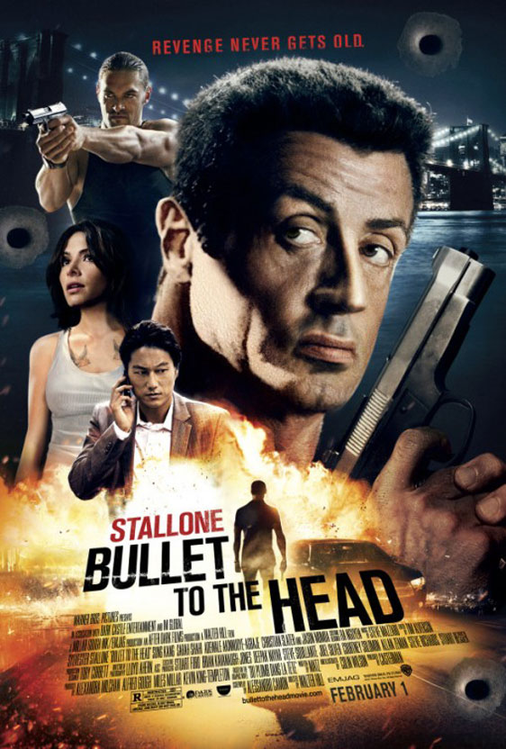 Bullet to the Head Poster #3