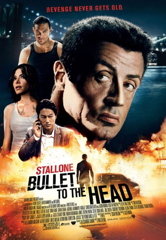 Bullet to the Head Poster #6