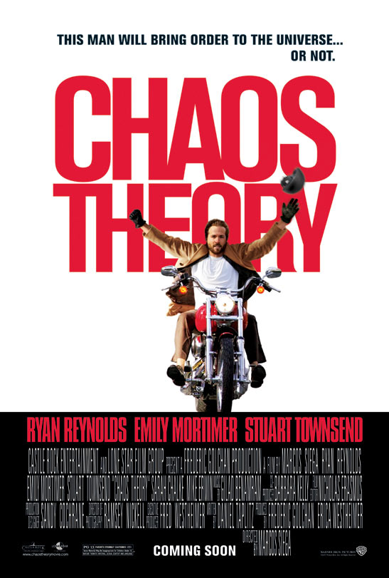 Chaos Theory Poster #1