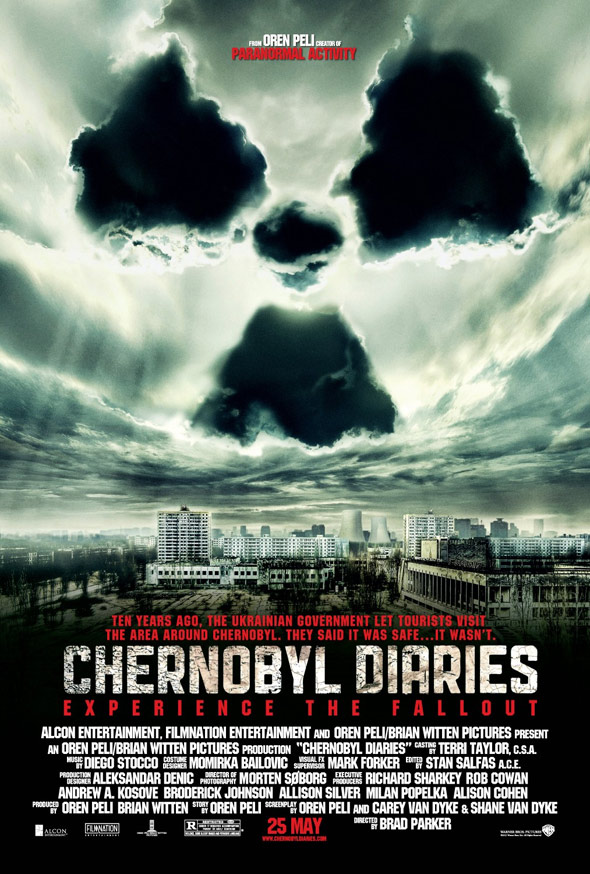 Chernobyl Diaries Poster #2