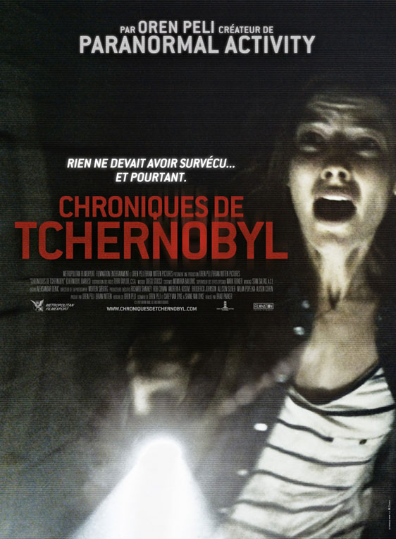 Chernobyl Diaries Poster #7