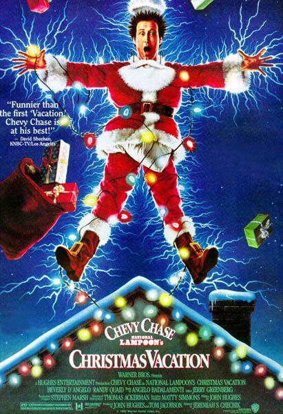 National Lampoon's Christmas Vacation (1989) Posters