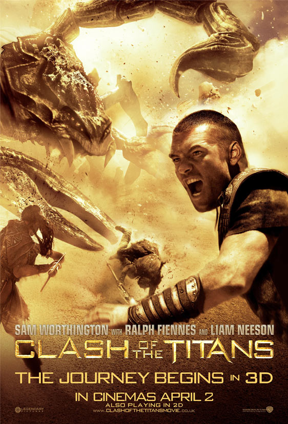 Clash of the Titans Poster #13