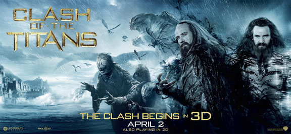 Clash of the Titans Poster #6