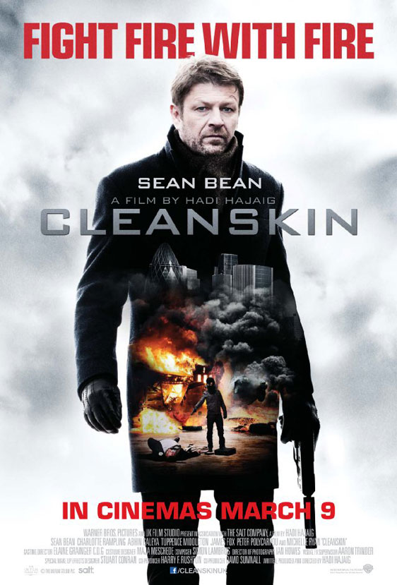 Cleanskin Poster #1