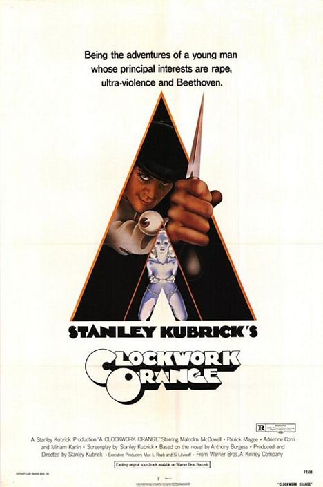 A Clockwork Orange Poster #1