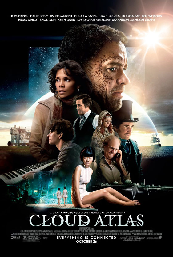 Cloud Atlas Poster #12
